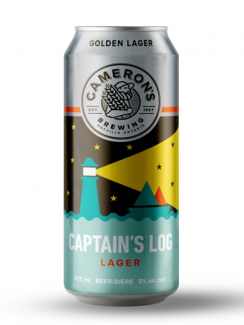 CAPTAIN´S LOG LAGER