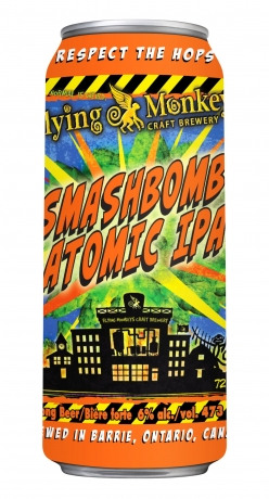 SMASHBOMB ATOMIC